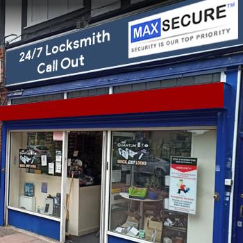 Locksmith store in Willesden